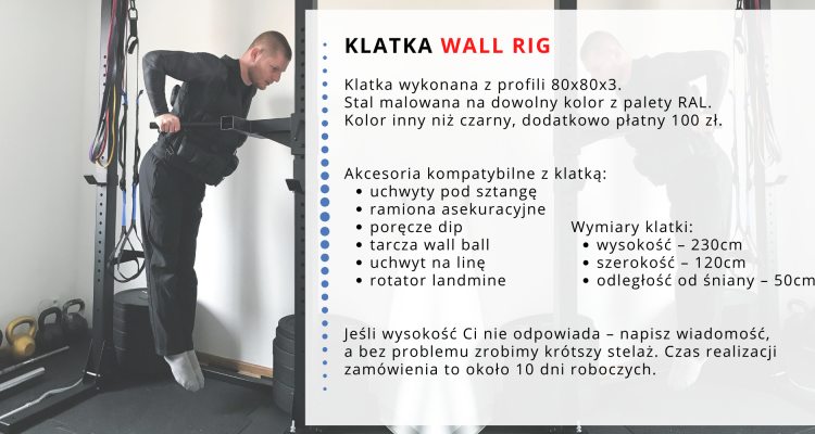 wall rig opis